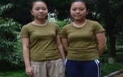遂宁双胞胎姐妹,同分考入同校同专业同班级