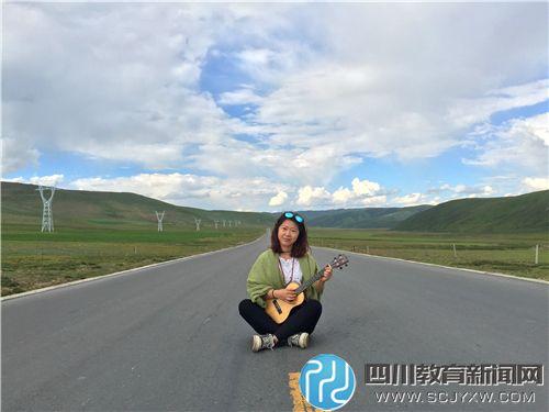 北新实验小学教师 冯邻萌