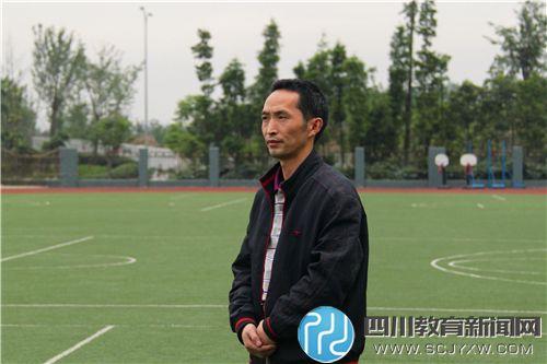 北新实验小学教师 朱涛
