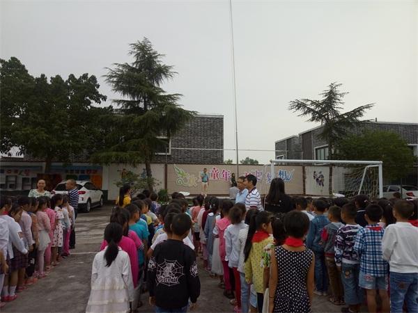 江安县铁清镇中心小学校扎实做好流行病防控工作