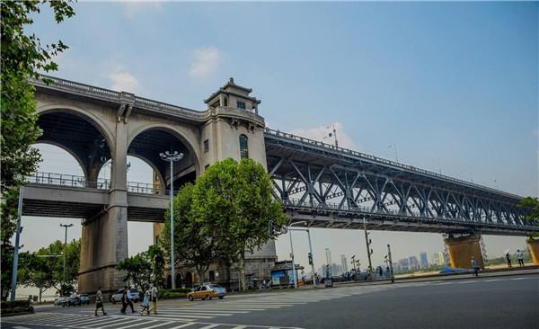 游武汉长江大桥(李宸希)