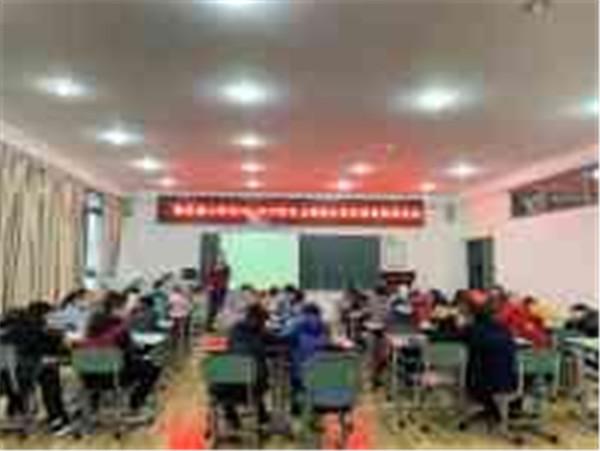 荷花池小学开展科任组青年教师赛课活动