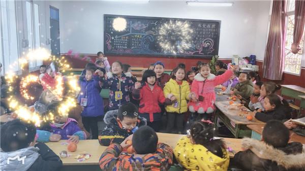 三岔湖小学开展传统节日主题教育活动