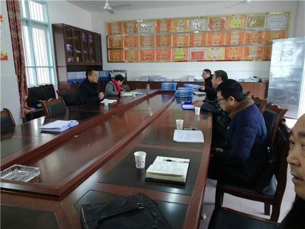 安岳县共和乡九义校党建工作在市级调研中获好评