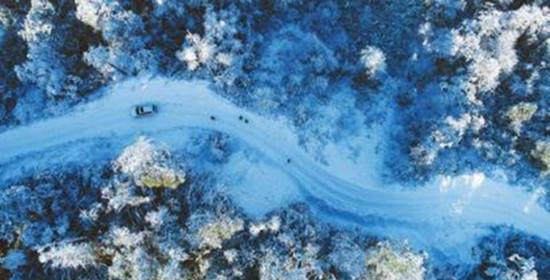 错峰旅游 早春到四川赏雪