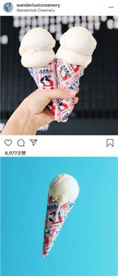 美国疯抢大白兔冰淇淋 冠生园:未经授权