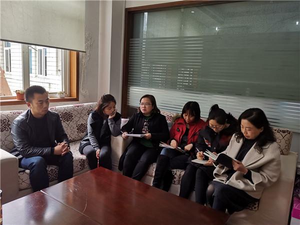 胜西小学科学教研组长陈莉参加科学学科第一联组教研活动