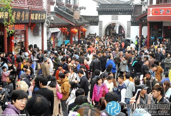四川省接待游客超千万人次