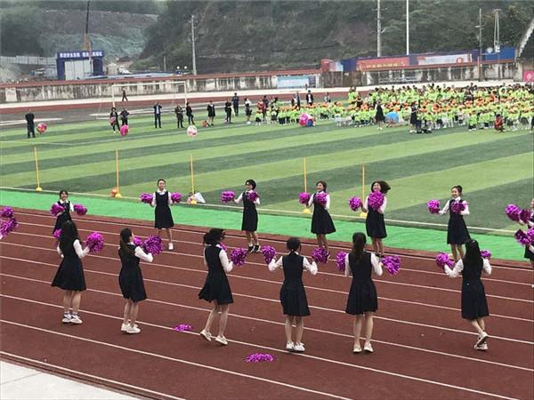重龙镇第三幼儿园举行
