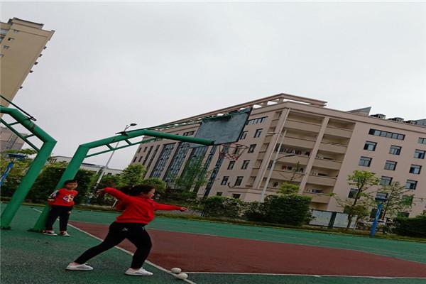 仙源小学举行第四届运动会