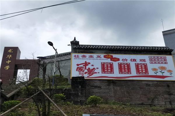 龙华中学开展社会主义核心价值观教育