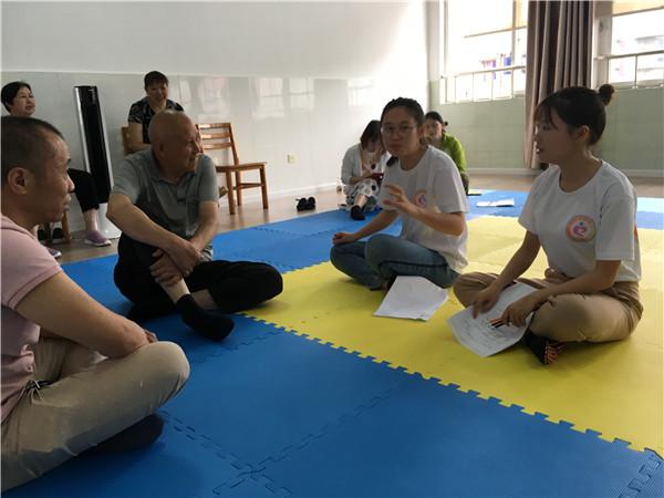 金牛区社区早教亲子指导活动在社区教育学院开展