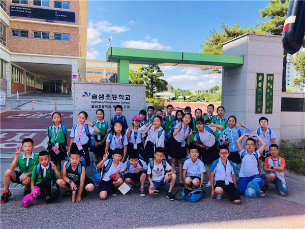 海滨、成华、泡西三校学子满载而归 圆满完成研学任务