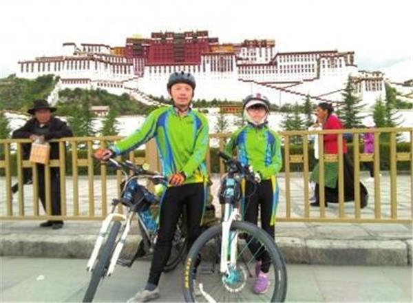 25天2250公里 内江10岁女孩成功再战川藏线