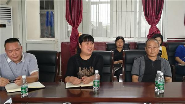 成都高新区三岔学区举行优秀党员教师节座谈会