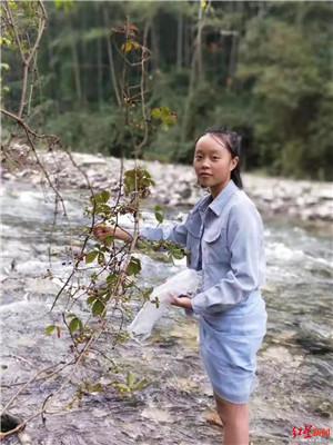 四川雅安15岁女孩离家出走 患中度抑郁