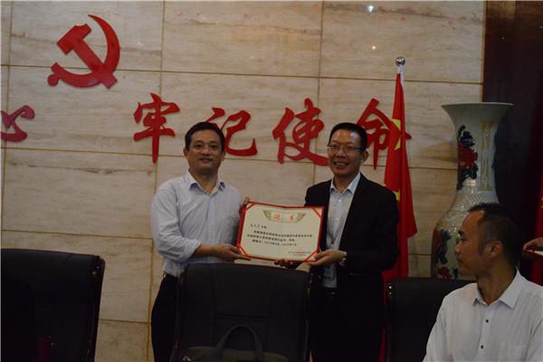 江安职校召开示范校建设顾问和专家委员会成立大会