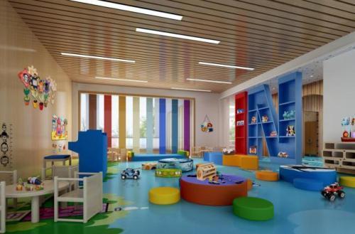 缓解入园难成都出新招:公办幼儿园将开进写字楼综合体