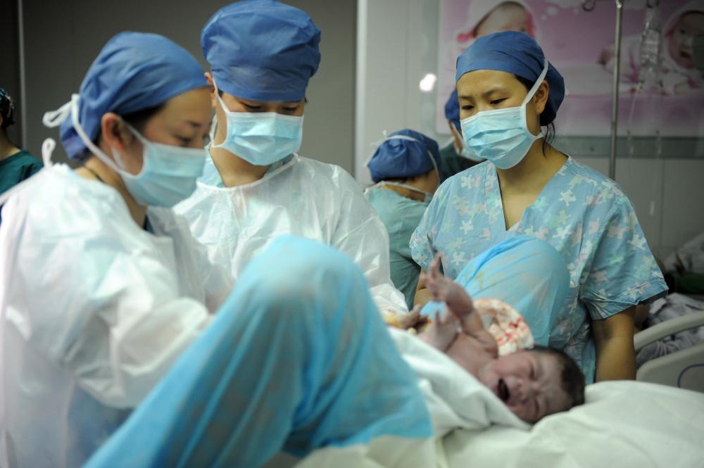 我国无痛分娩开展率不足两成 剖宫产率超四成|无痛分娩是剖腹产吗
