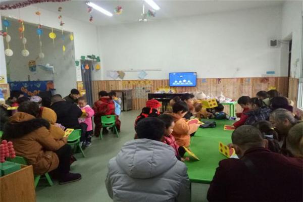 铁清镇中心幼儿园开展2019年秋期期末散学典礼活动