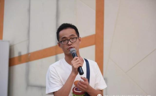 郑州一班主任 为全班学生写藏头诗