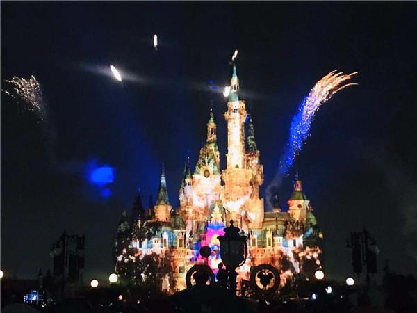 锦江学子走进上海迪士尼 感受梦幻童话世界