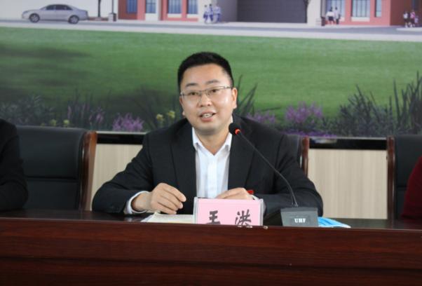 宣汉县东乡镇西北中心校召开2020年春季开学复课工作会