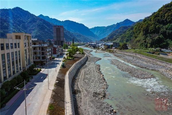 """雅安20个""""8・22""""特大暴雨灾害水利恢复重建项目基本完工"""
