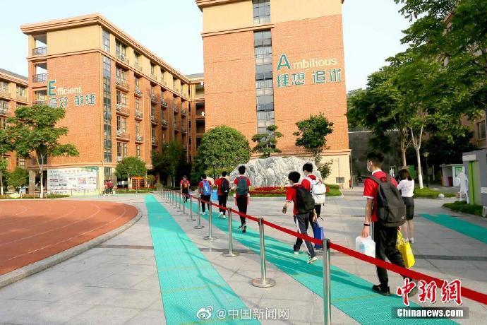武汉中考一线医务人员子女加10分