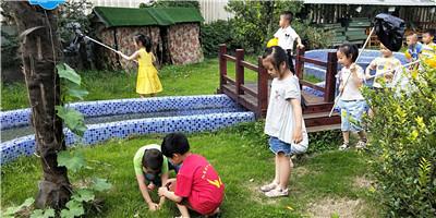 """阳春镇中心幼儿园开展""""虫虫虫虫飞""""主题活动"""