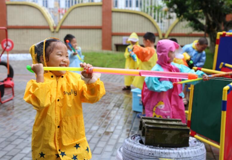广安实验幼儿园开展2020年大班毕业活动