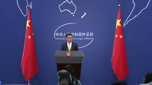 外交部:澳大利亚留学生做好风险评估