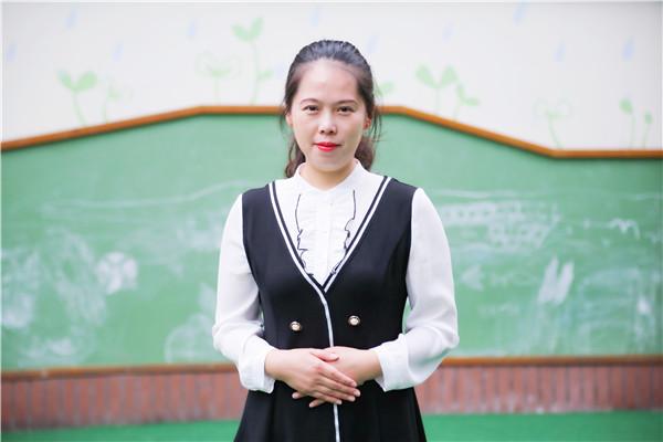 簇桥中心幼儿园 郑云丽