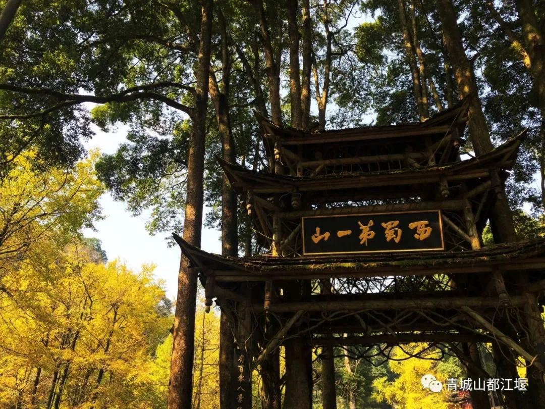 12月15日免费游青城山-都江堰景区!攻略看这里