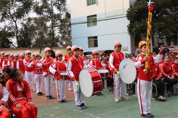 仪陇县铁山小学校举行2020年秋季素质教育成果展示会