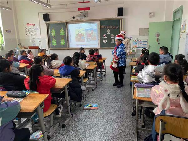 成华教科院附小开展英语教研活动