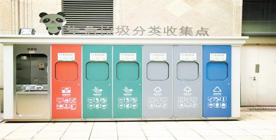 注意!成都生活垃圾分类真的来了