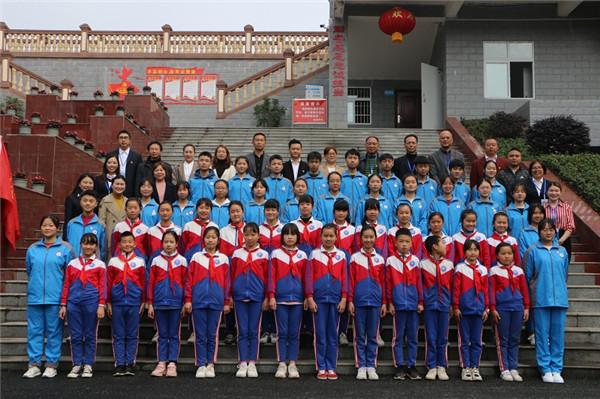 桂溪中学联合裴石镇留宾小学开展教育实践活动