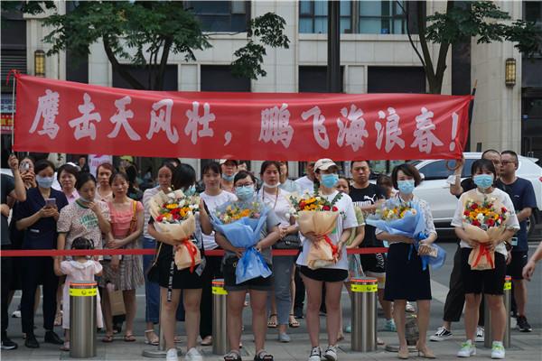 后会有期!四川交响乐团附属小学2021届学生顺利毕业!