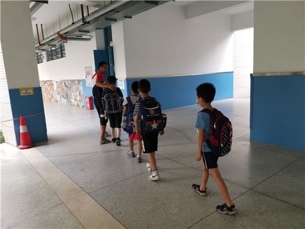 """托管班开班,暑期""""新鲜事""""让金沙小学学子欢乐过暑假"""