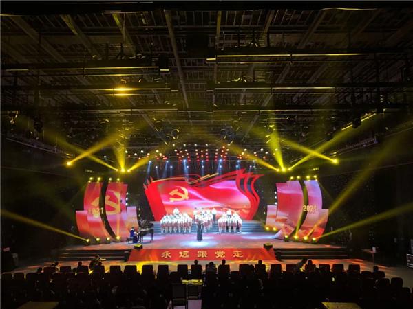芳草少年参加2021年第十一届高新区少儿才艺大赛优秀节目展演获佳绩
